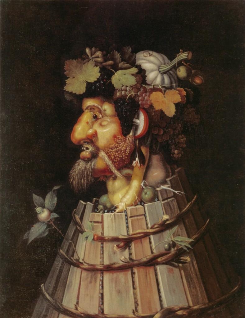 Arcimboldo Autumn (1572)