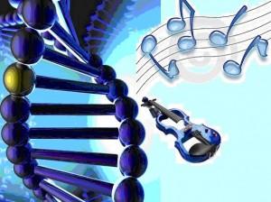 ADN Y MUSICA