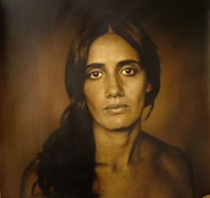 imagen 07 - luis Gonzalez Palma - Mariana - Impresion en gelatina de plata - 2008