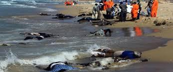 migrantes muertos