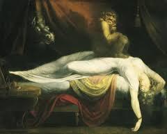demonio en un sueño