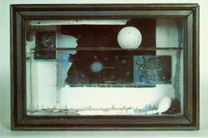 Joseph Cornell. Cassiopeia -1960