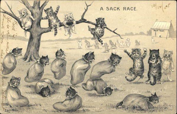 A Sack Race