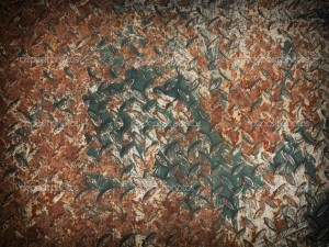 Texture of old rusty metal plate