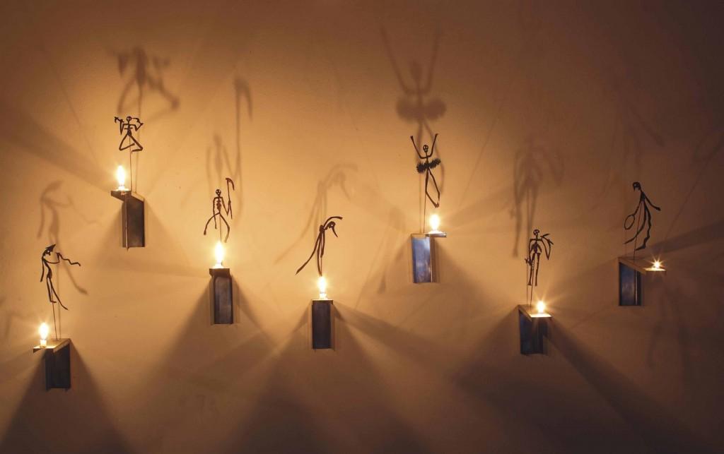 Christian Boltanski  - les ombres