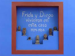 La Casa Azul, el Museo de Frida Kahlo.