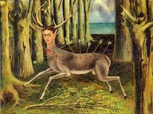 El venado herido, Frida Kahlo (1946)