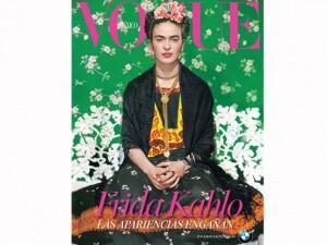 Portada Vogue México (Noviembre 2012) Frida Kahlo, Las apariencias engañan