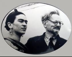 Frida y Trotski
