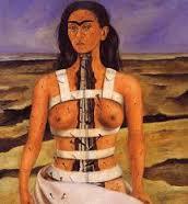 La columna rota, de Frida Kahlo (1944)