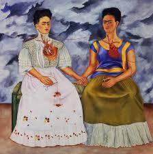Las dos Fridas, de Frida Kahlo (1939)