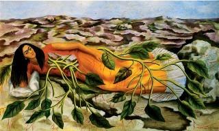 Raíces (El Pedregal), Frida Kahlo (1943)