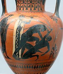 IMÁGEN II  JARRÓN AÑO 500 a C.
