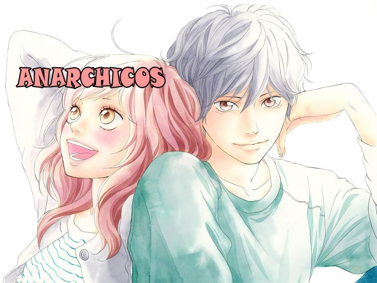 ao haru ride anarchicos