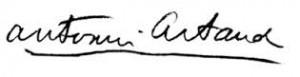 Firma Artaud.