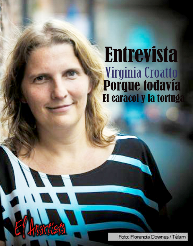 virginia croatto portada