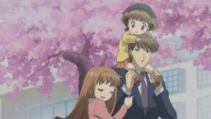 Final de Itazura na kiss, animé.