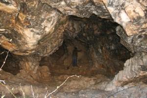 cueva de oro