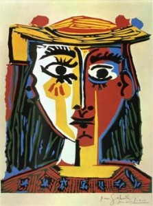 mujer-con-sombrero-picasso