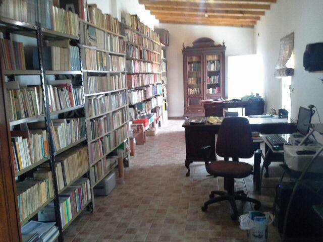 Biblioteca de Eduardo de la Serna