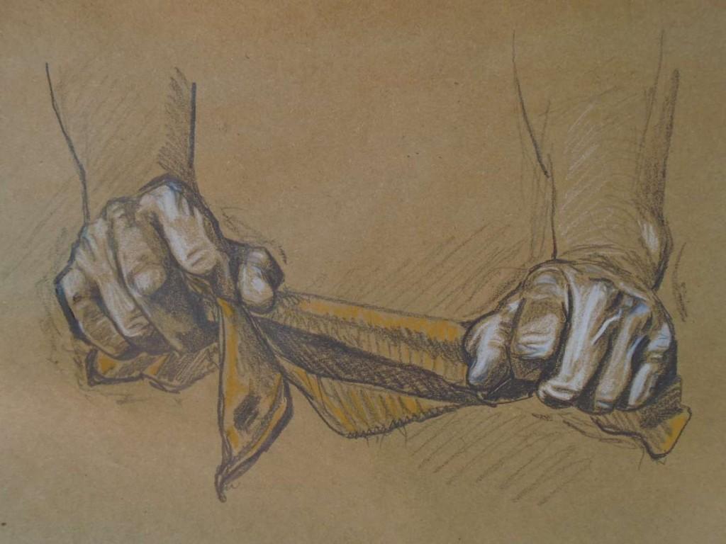 Dibujo de Natalia Andreoli