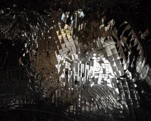 Arte con espejos - Flis Taylor.