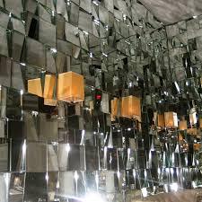 Sally Francomb, diseño interior con espejos.