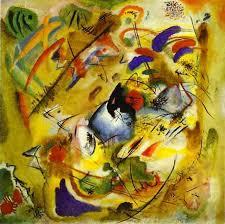 Improvisación soñadora, Kandinsky.