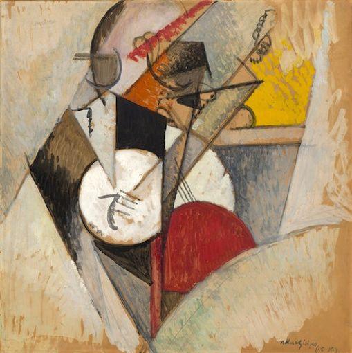 Composición para Jazz, Albert Gleizes