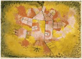 Paul Klee - La casa giratoria
