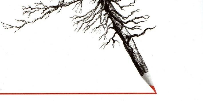 """Imagen de tapa del  libro """"Octavio Paz.  Las palabras del árbol"""", de Elena Poniatowska"""