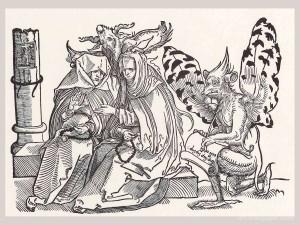 Grabado alemán del siglo XVI