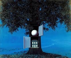 René Magritte - La voix du sang