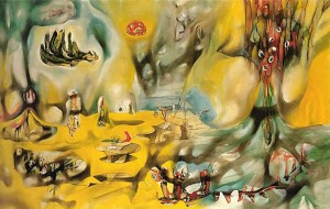 Roberto Matta -  Invasion Of The Night