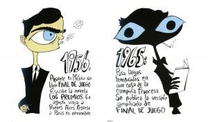 """REP. """"Final del Juego"""", Cortázar"""