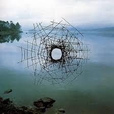 Andy Goldsworthy - Land art