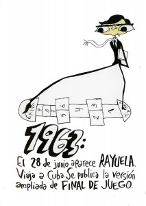 """REP.  """"Una Biografía Rayuelística. Julio Florencio Cortázar""""."""