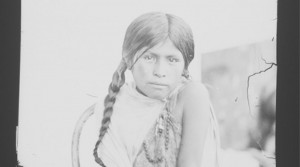 Hija del Lonko Inakayal