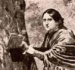 Retrato de una espía: Doña María Loreto Sánchez de Peón Frías