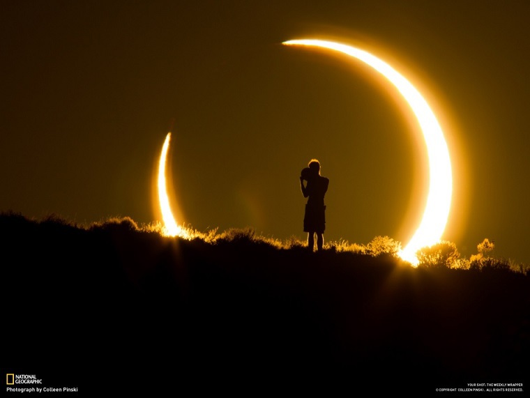 Eclipse.Courtest of National Geographic