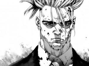 Manga - Sun Ken Rock