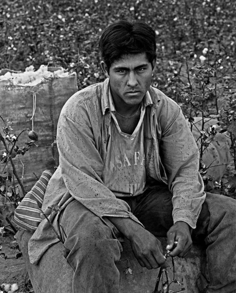 "Zimmermann, M. ""Cosechero de algodón en su descanso"""