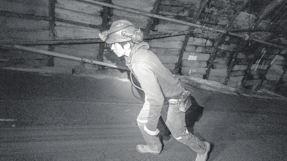 "Zimmermann, M. ""Mina de carbón. Provincia de Santa Cruz"", 2017"