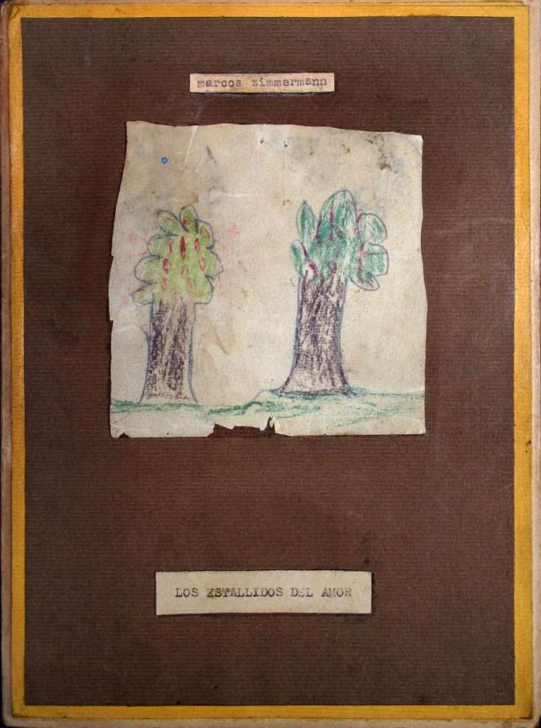 """Zimmerman, M. """"Libro poesía 1"""""""