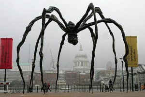 pabloa rahuete 1 La araña, Louise Bourgeois