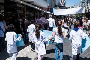 Marcha por los derechos de los niños, niñas y adolescentes 2017