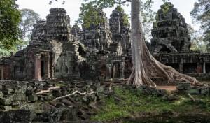Templo de Angkor, Camboya