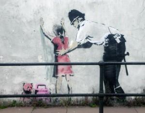 van Banksy foto 1