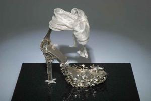 Dalila Puzzovio - Zapato plata