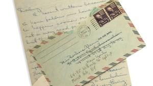 tres cartas de james dean su novias